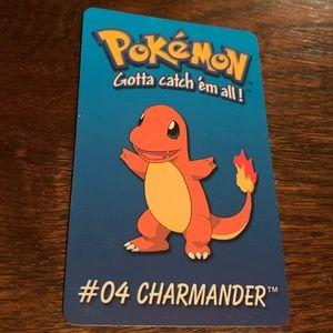 Pokémon Collectible Card
